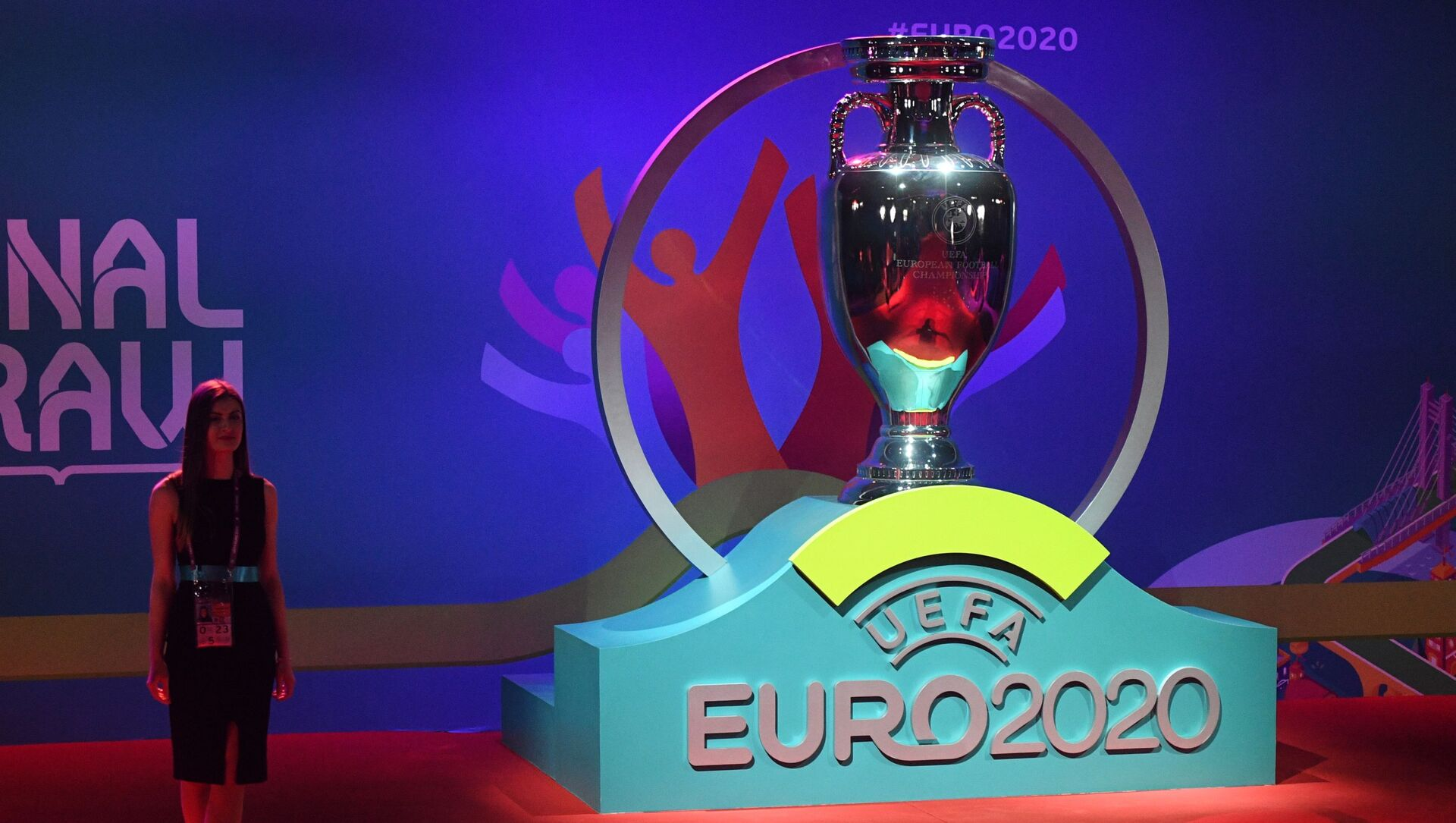 Кубок чемпионата Европы по футболу 2020 года - Sputnik Азербайджан, 1920, 14.04.2021