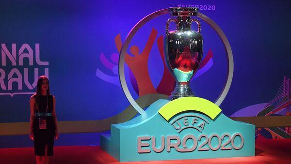 Кубок чемпионата Европы по футболу 2020 года - Sputnik Азербайджан