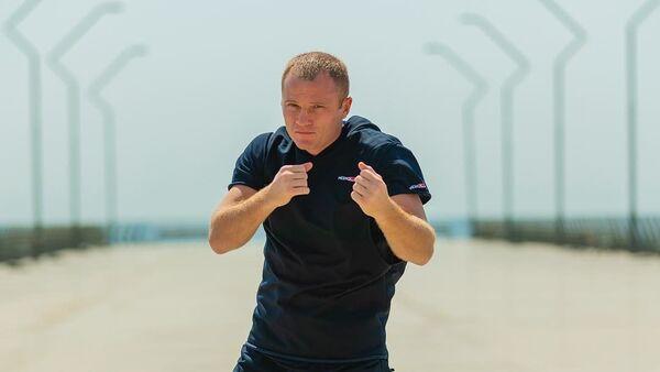 Азербайджанский кикбоксер, 24-кратный чемпион мира Эдуард Мамедов - Sputnik Азербайджан