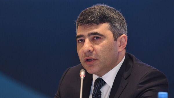 Министр сельского хозяйства Инам Керимов - Sputnik Azərbaycan