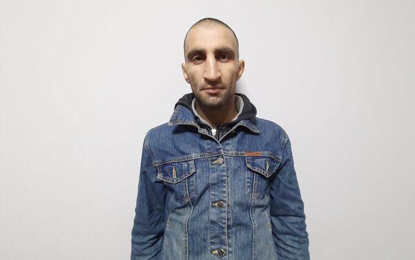 Задержанный Сакит Алекберов - Sputnik Азербайджан