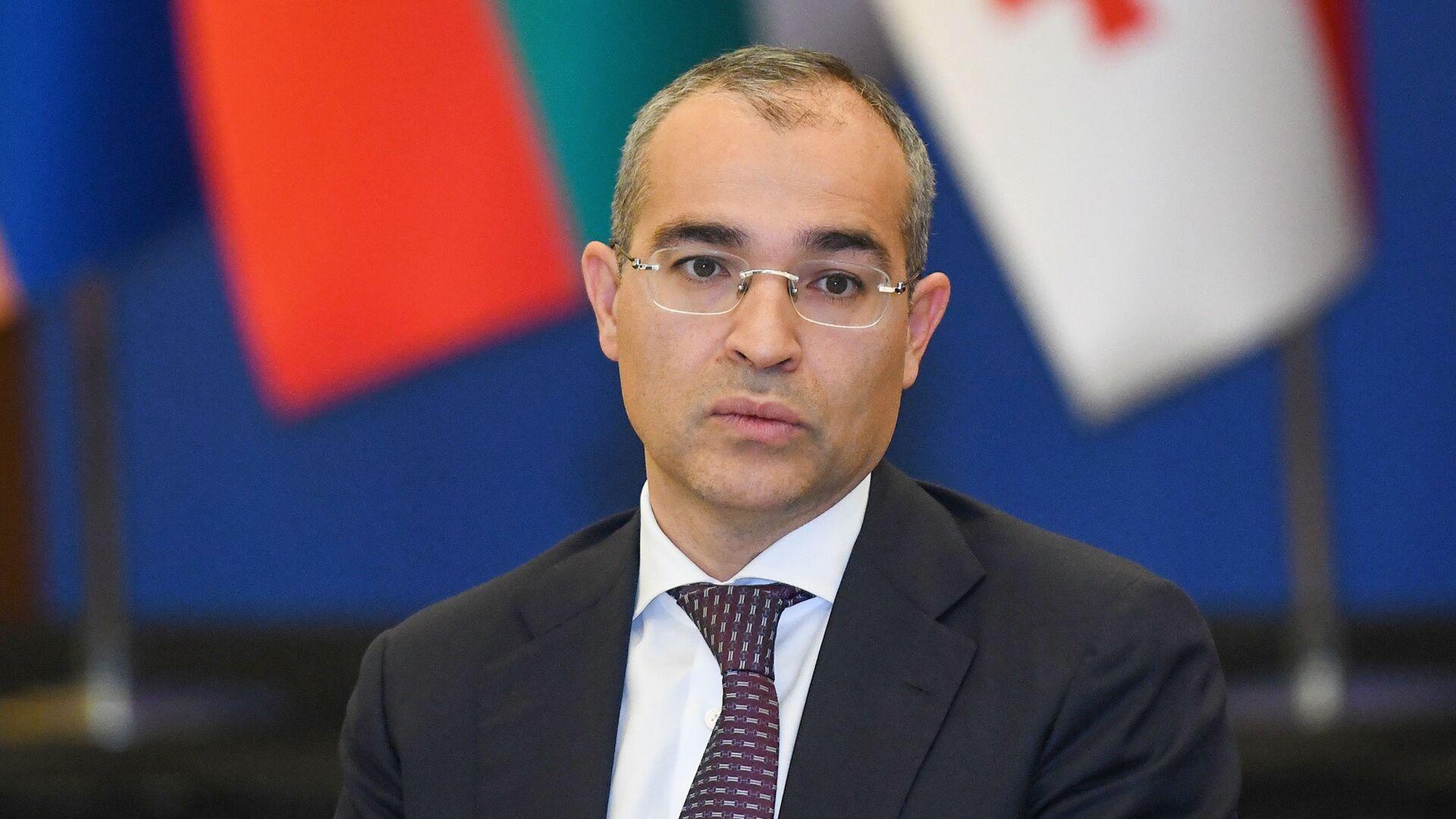 Министр экономики Азербайджана Микаил Джаббаров - Sputnik Azərbaycan, 1920, 23.09.2021