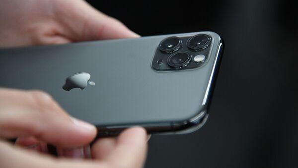 iPhone 11 - Sputnik Azərbaycan