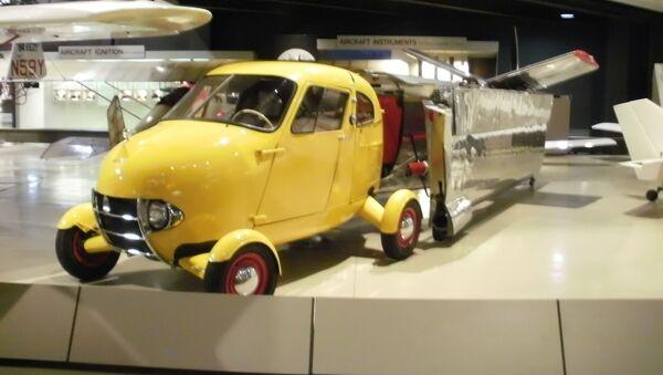 Aerocar  - Sputnik Азербайджан