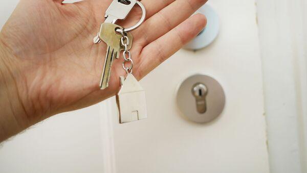 Ключи от дома, фото из архива - Sputnik Azərbaycan