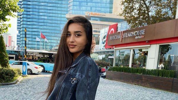 Бывшая супруга Bahh Tee Фаргана Гасанова  - Sputnik Азербайджан