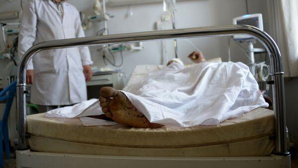 Больница, фото из архива - Sputnik Азербайджан