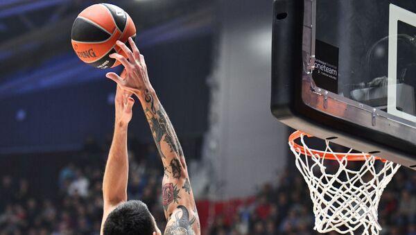 Баскетболист - Sputnik Азербайджан
