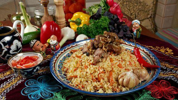 Азербайджан — это настоящее царство еды, а плов в нем — царевич - Sputnik Азербайджан