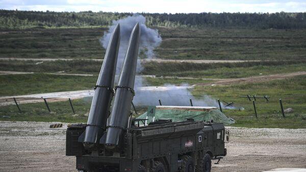 Ракетный комплекс Искандер-М - Sputnik Азербайджан