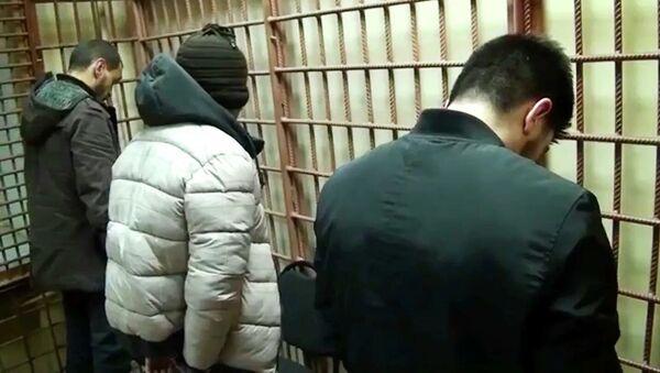 В Москве арестовали пятерых членов ИГ, планировавших теракты - Sputnik Азербайджан