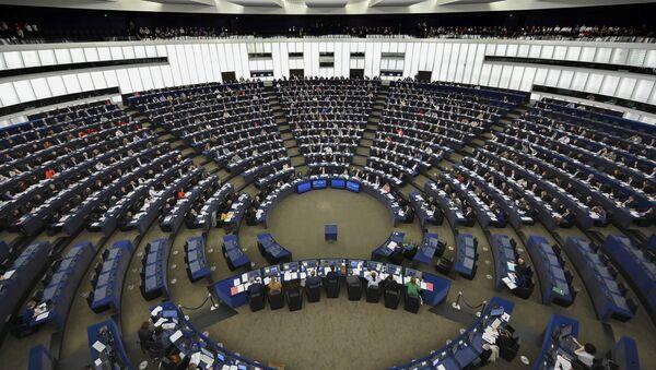 Заседание Европейского парламента  - Sputnik Азербайджан