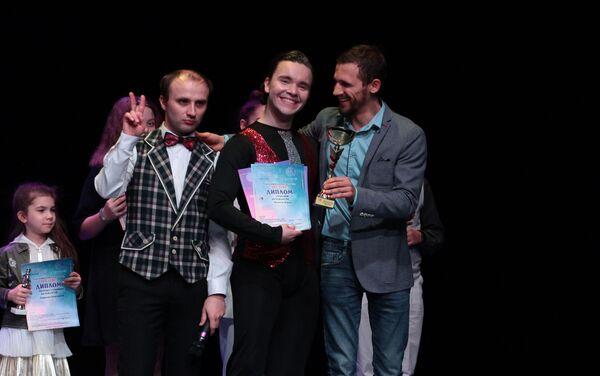 Фарид Казаков, получил престижную премию Азербайджана Trend of the Year 2019 в номинации «Самый успешный танцор» - Sputnik Азербайджан