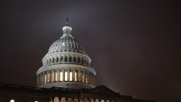 Капитолий США, фото из архива - Sputnik Azərbaycan