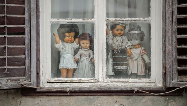 Кукла, фото из архива - Sputnik Azərbaycan