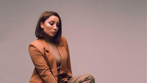 Известная азербайджанская певица Гюнай Ибрагимли  - Sputnik Азербайджан