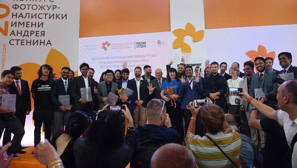 Международный конкурс имени Андрея Стенина - участники - Sputnik Азербайджан