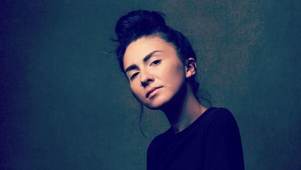 Известная азербайджанская исполнительница Диана Гаджиева (Dihaj) - Sputnik Азербайджан