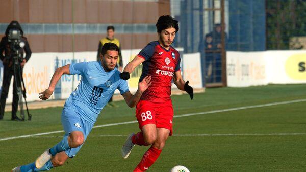 Матч между клубами Зире и Сабаил  - Sputnik Азербайджан