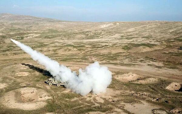 Подразделения ПВО выполнили боевые стрельбы - Sputnik Азербайджан