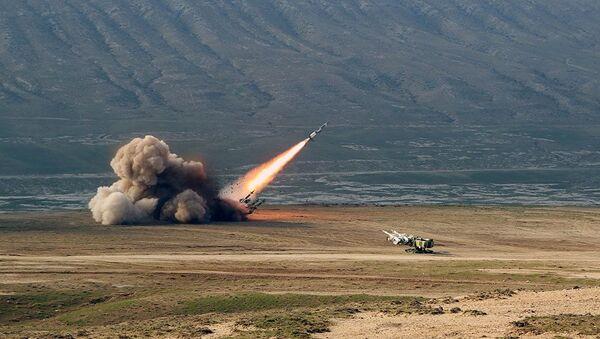 HHM bölmələri döyüş atışları icra edib - Sputnik Азербайджан