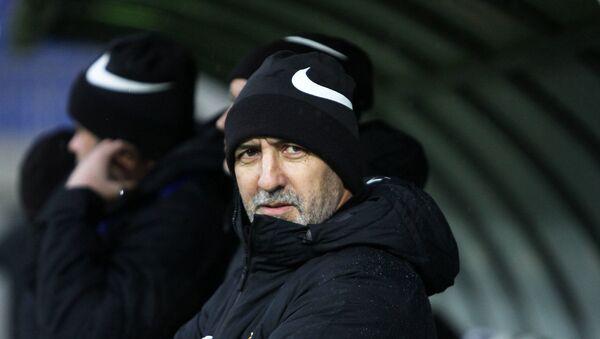 Главный тренер бакинского Нефтчи Роберто Бордин - Sputnik Азербайджан