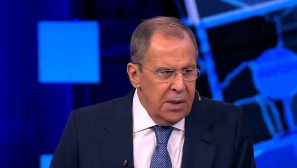 Лавров: Россия ответит на американские санкции против Северного потока – 2 - Sputnik Азербайджан