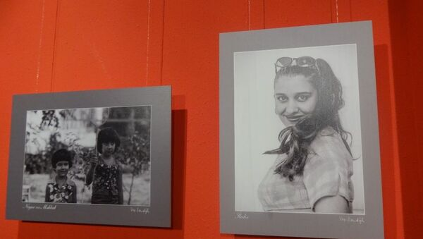 В галереи 1969 впервые были представлены фотоработы народного поэта Вагифа Самедоглу  - Sputnik Азербайджан