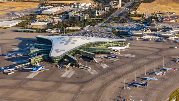 Международный аэропорт Гейдар Алиев - Sputnik Azərbaycan