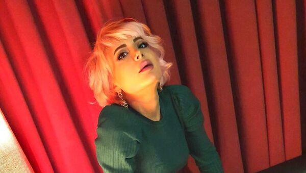 Азербайджанская певица Саида Султан - Sputnik Азербайджан