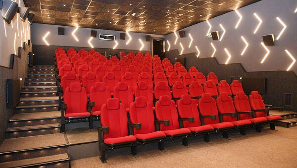 Кинотеатр, фото из архива  - Sputnik Azərbaycan