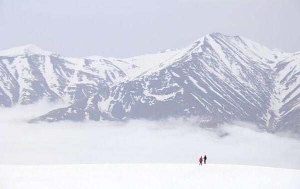 На территории национальных парков Азербайджана - Sputnik Азербайджан