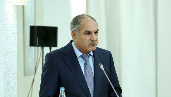 Военный прокурор Азербайджана Ханлар Велиев, фото из архива - Sputnik Azərbaycan