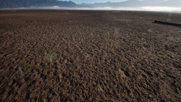 Пустыня, фото из архива - Sputnik Азербайджан