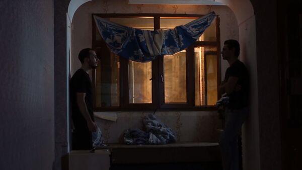 Кадр из фильма Искра - Sputnik Азербайджан