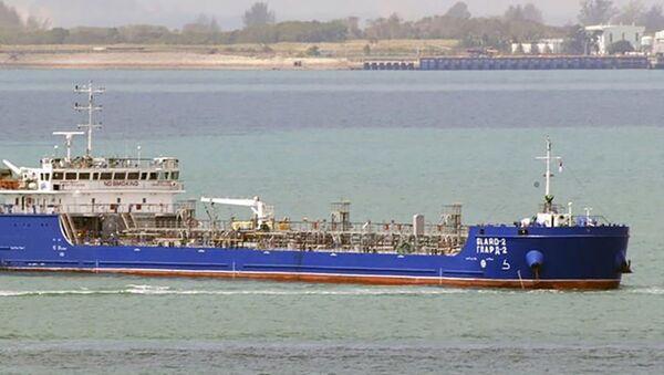 Российский танкер GLARD-2 - Sputnik Азербайджан
