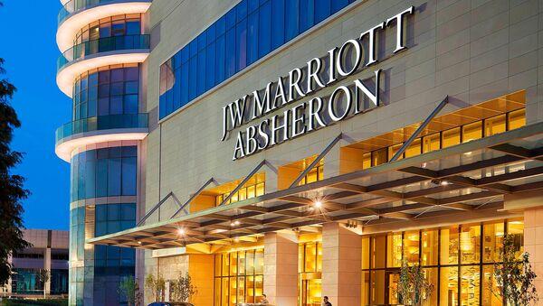 Алпер Джан Булджум приступил к обязанностям генерального директора JW Marriott Absheron Baku - Sputnik Азербайджан