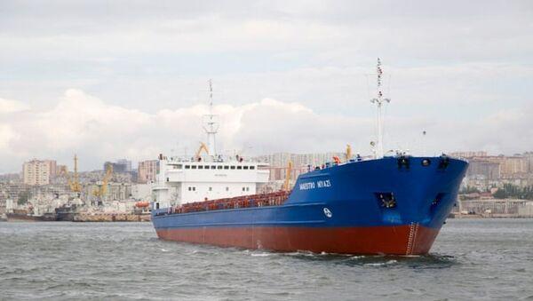 Азербайджанские моряки спасли трех мигрантов с тонущей лодки в Ионическом море - Sputnik Азербайджан