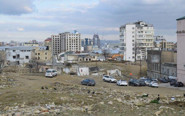 Снос жилых домов на «Советской» - Sputnik Азербайджан