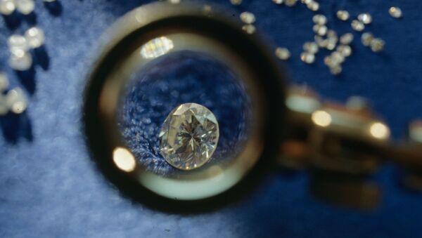 Бриллианты, фото из архива - Sputnik Азербайджан