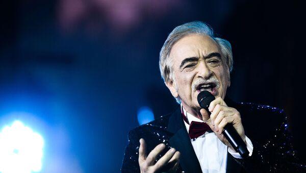 Концерт Полад Бюльбюль оглы. Вечер для друзей - Sputnik Азербайджан