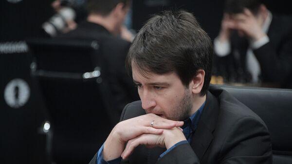 Азербайджанский гроссмейстер Теймур Раджабов, фото из архива - Sputnik Азербайджан