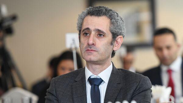 Посол Франции в Азербайджане Закари Грос - Sputnik Азербайджан