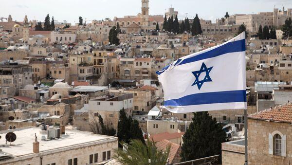 Вид на Иерусалим, фото из архива - Sputnik Азербайджан