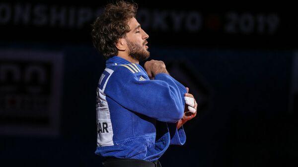 Азербайджанский спортсмен Хидаят Гейдаров - Sputnik Азербайджан