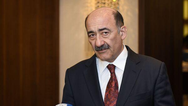 Министр культуры Азербайджана Абульфас Гараев - Sputnik Азербайджан
