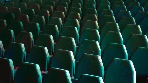 Сцена театра, фото из архива - Sputnik Azərbaycan
