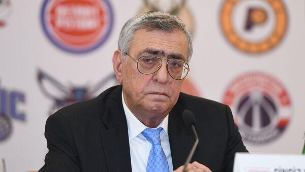 Вице-президент НОК Чингиз Гусейнзаде - Sputnik Азербайджан