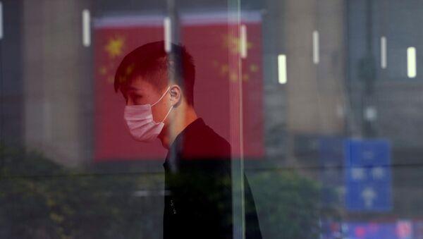 Ситуация в связи с эпидемиологической обстановкой в Китае  - Sputnik Azərbaycan