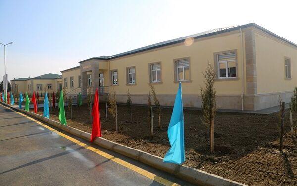 Состоялось открытие современного Учебного водолазного полигона ВМС - Sputnik Азербайджан